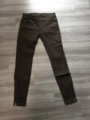 Marc O'Polo Low Rise jeans donkerbruin