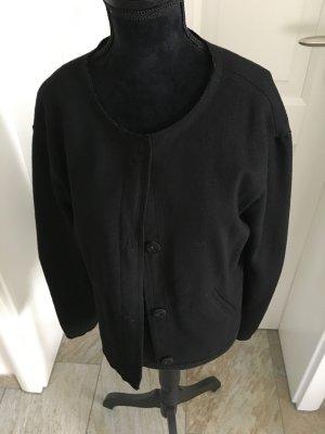 Marc O'Polo Jacke schwarz aus Schurwolle Größe 36