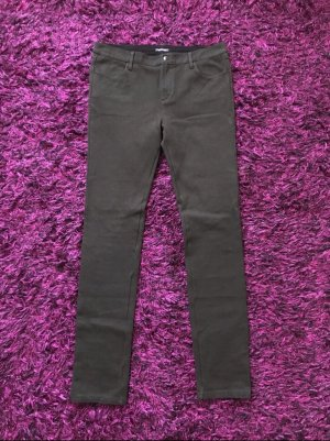 Marc O'Polo Jeans skinny kaki-vert foncé