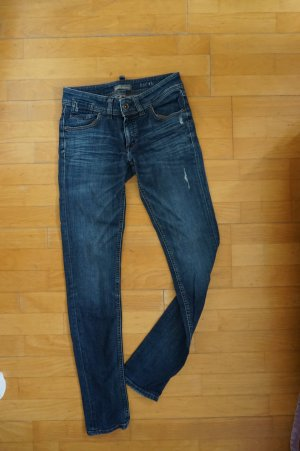 Marc O'Polo Jeans blau, 34-36, Größe 27 Länge 32