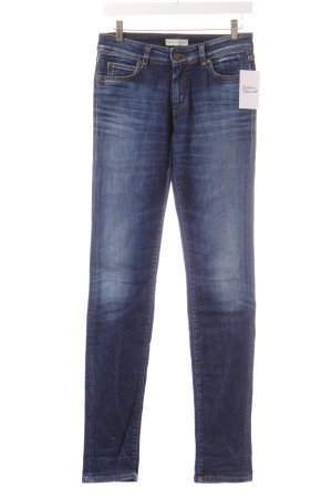 Marc O'Polo Slim Jeans dunkelblau Casual-Look