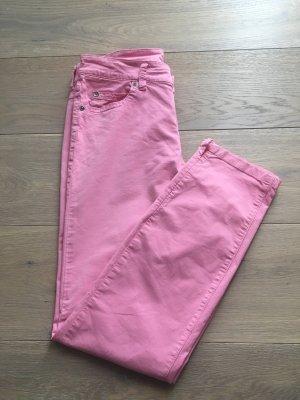 Marc O'Polo Pantalón tobillero rosa