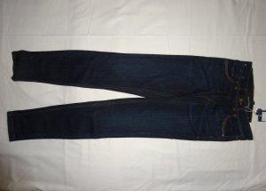 Marc O'Polo Jeans Skara high up Slim & Slender blau NEU Größe 26