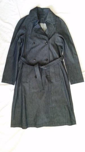 Marc O`Polo, Jeans-Trenchcoat, blau, 38/40, neu, € 399,-