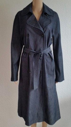 Marc O`Polo, Jeans-Trenchcoat, Gr. 38/40, blau, neu, € 399,-