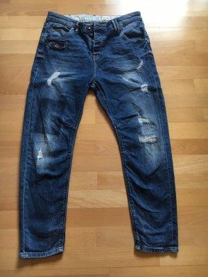 Marc O'Polo Boyfriend jeans blauw
