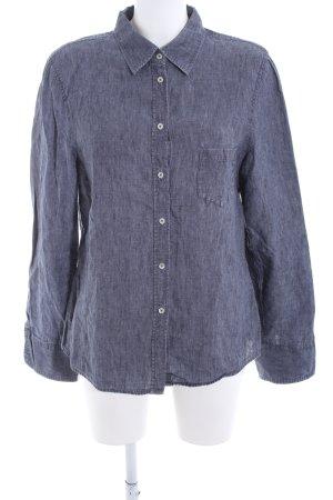 Marc O'Polo Denim Blouse blue flecked business style