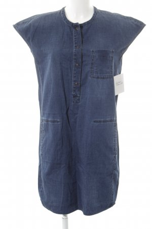 Marc O'Polo Jeansjurk blauw casual uitstraling