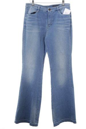 Marc O'Polo Denim Flares steel blue casual look