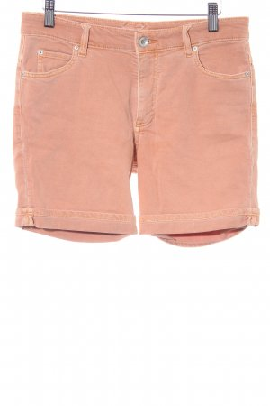 Marc O'Polo Short en jean orange clair Aspect de jeans