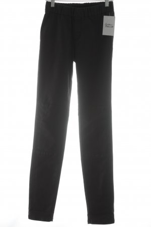 Marc O'Polo Jeggings braunviolett Glanz-Optik