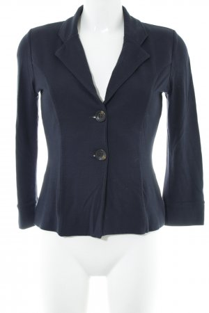Marc O'Polo Jerseyblazer neonblau Business-Look