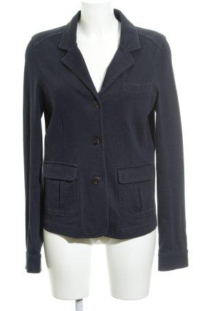 Marc O'Polo Jersey Blazer azul oscuro estilo «business»