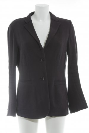 Marc O'Polo Jersey blazer donkerblauw casual uitstraling