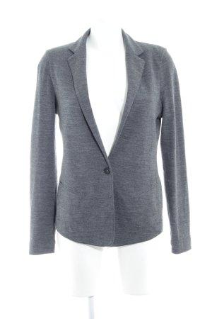 Marc O'Polo Jersey Blazer gris oscuro estilo sencillo