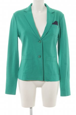 Marc O'Polo Jerseyblazer mint-dunkelblau Business-Look