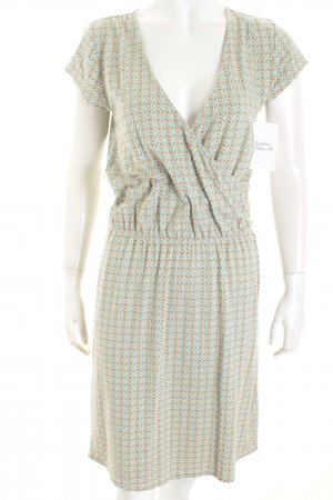 Marc O'Polo Jerseykleid abstraktes Muster Casual-Look