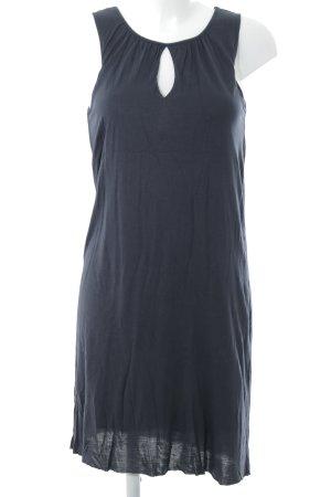 Marc O'Polo Jerseykleid dunkelblau schlichter Stil