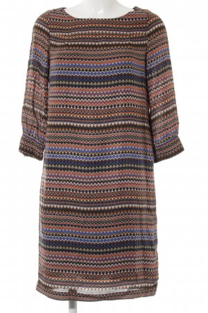 Marc O'Polo Jerseykleid grafisches Muster Casual-Look