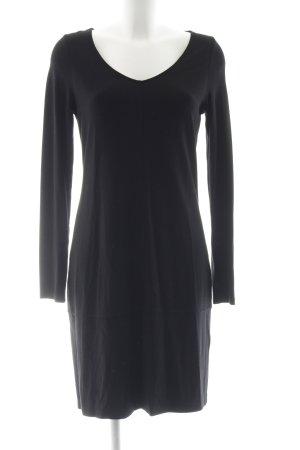Marc O'Polo Jerseykleid schwarz klassischer Stil