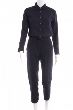 Marc O'Polo Jumpsuit dunkelblau Casual-Look
