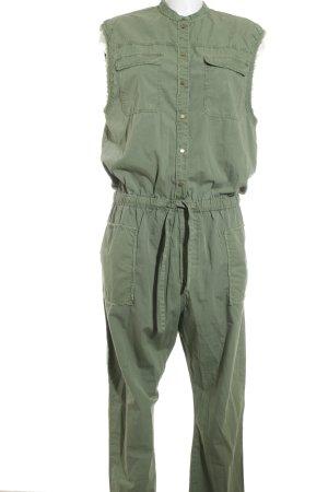 Marc O'Polo Jumpsuit khaki Safari-Look