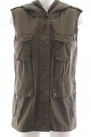 Marc O'Polo Hooded Vest khaki casual look