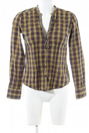 Marc O'Polo Checked Blouse check pattern business style
