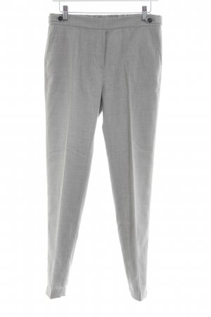 Marc O'Polo Peg Top Trousers light grey flecked business style