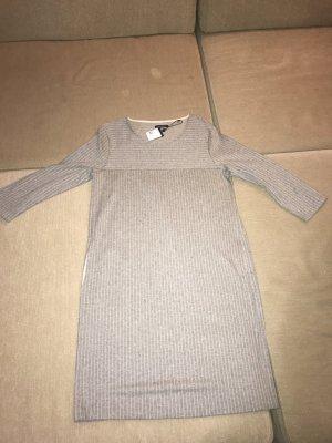 Marc O Polo Kleid 100% Baumwolle 42 L weich neu Stiefelkleid