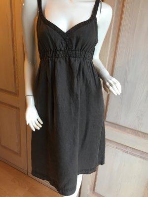 Marc'O Polo Kleid Leinen braun Leinenkleid