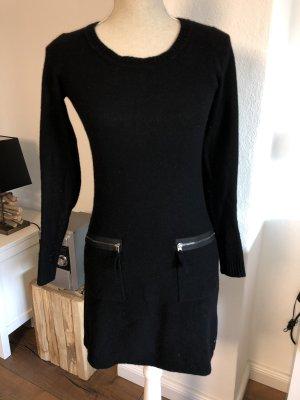 Marc O'Polo Vestido de lana negro Lana