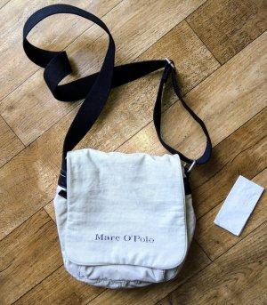 Marc O'Polo kleine Tasche cremefarben