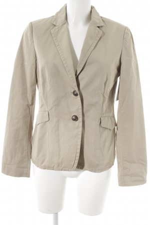 Marc O'Polo Kurz-Blazer beige Casual-Look