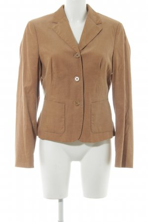 Marc O'Polo Kurz-Blazer camel Casual-Look