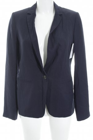 Marc O'Polo Kurz-Blazer dunkelblau Business-Look