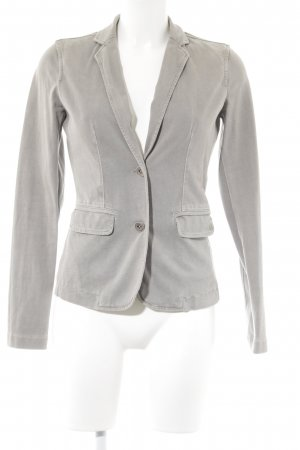 Marc O'Polo Kurz-Blazer grau Casual-Look