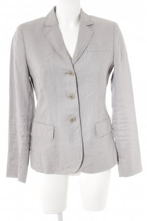 Marc O'Polo Blazer court gris clair style d'affaires