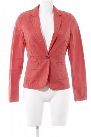 Marc O'Polo Kurz-Blazer hellrot Casual-Look