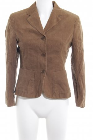 Marc O'Polo Kurz-Blazer sandbraun Brit-Look