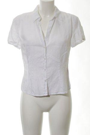 Marc O'Polo Short Sleeve Shirt white business style