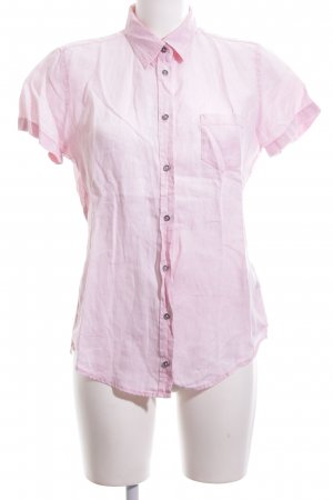 Marc O'Polo Short Sleeve Shirt pink business style