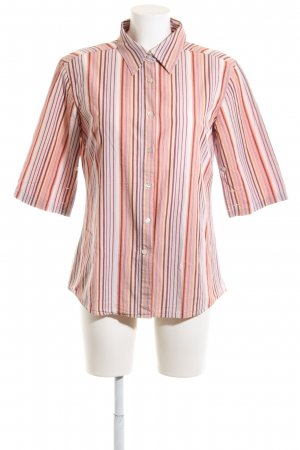 Marc O'Polo Short Sleeve Shirt striped pattern casual look