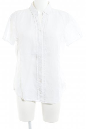 Marc O'Polo Short Sleeve Shirt white casual look