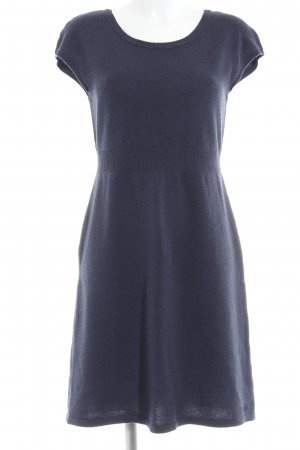 Marc O'Polo Kurzarmkleid blau schlichter Stil