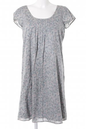 Marc O'Polo Kurzarmkleid florales Muster Casual-Look