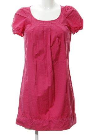 Marc O'Polo Kurzarmkleid pink Casual-Look