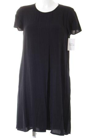 Marc O'Polo Kurzarmkleid schwarz klassischer Stil