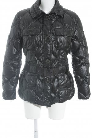 Marc O'Polo Kurzjacke schwarz Steppmuster Street-Fashion-Look