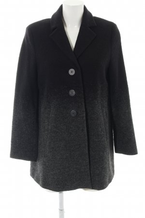 Marc O'Polo Short Coat black-light grey color gradient casual look